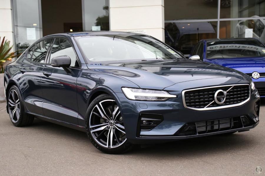 2020 MY21 Volvo S60 Z Series T5 R-Design Sedan