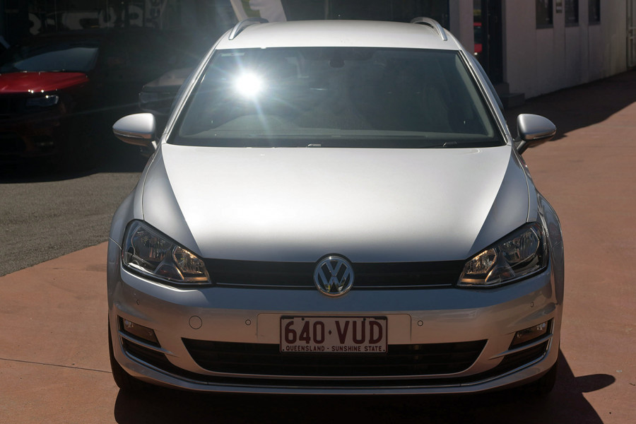 2015 Volkswagen Golf VII MY15 103TSI Wagon