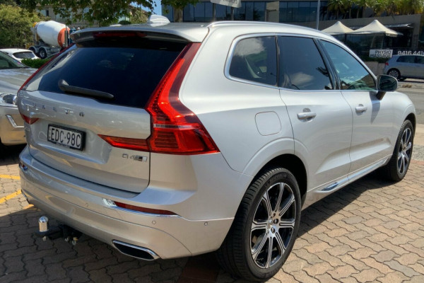 2018 MY19 Volvo XC60 246 MY19 D4 Inscription (AWD) Suv Image 4