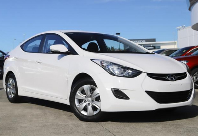 2013 Hyundai Elantra MD2 Active Sedan