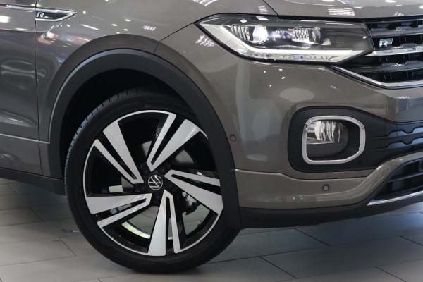 2021 Volkswagen T-Cross C1 85TSI Style Suv Image 4