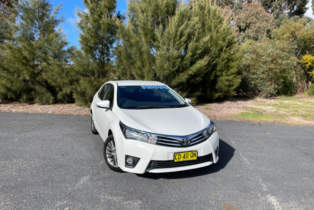 2015 Toyota Corolla SX