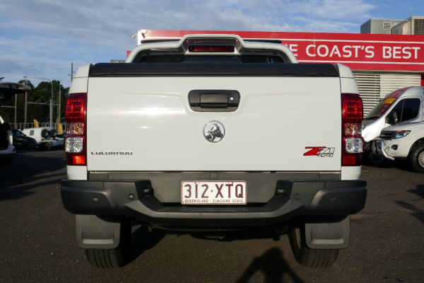 2017 Holden Colorado RG Z71 Utility