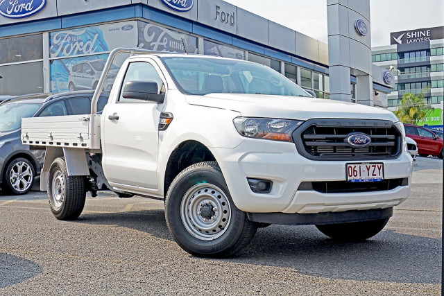 2019 Ford Ranger 2019.00 SINGLE CC XL . 3.2L T Cab chassis