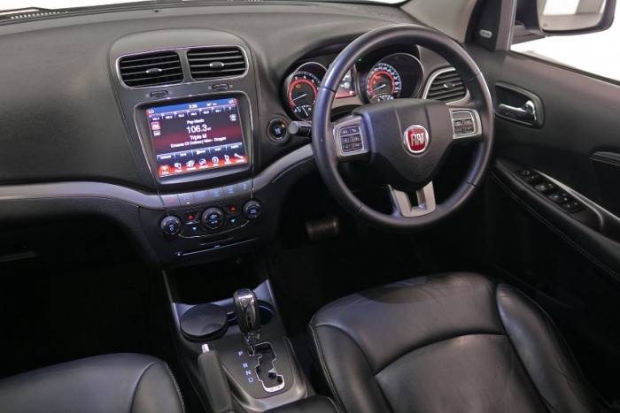 2015 Fiat Stn Wagon JF MY15 Crossroad Wagon Image 8