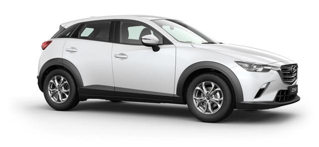 2021 MY0  Mazda CX-3 DK Maxx Sport Suv Mobile Image 8