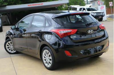 2015 Hyundai I30 GD3 Series II MY16 Active Hatchback Image 2