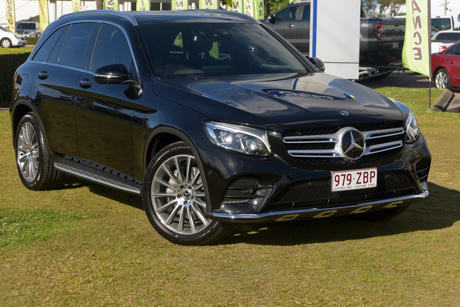 2017 MY07 Mercedes-Benz Glc250 X253 807MY Wagon