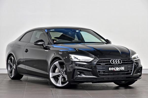 Audi A5 185kW 45 2.0L TFSI Quattro S-tronic Sport