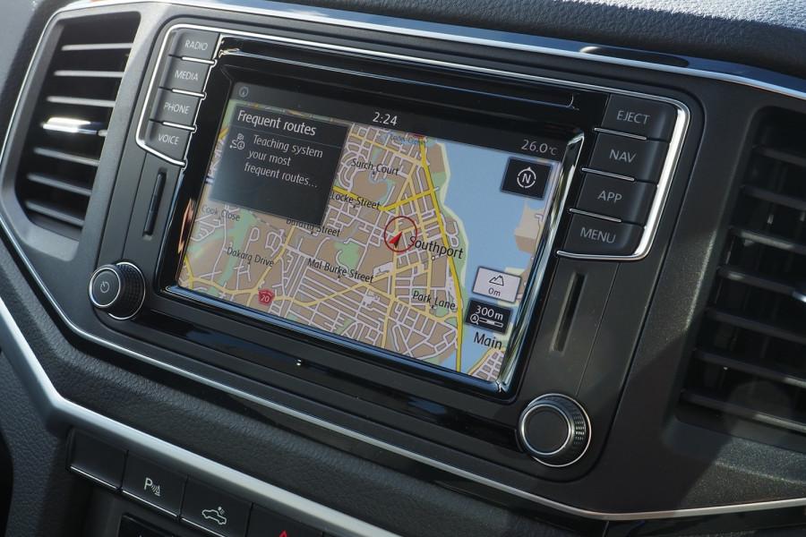 2018 MY19 Volkswagen Amarok 2H MY19 TDI550 Utility Image 10