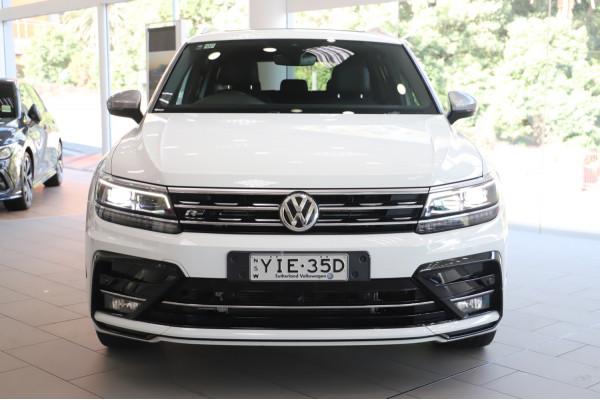 2018 MY19 Volkswagen Tiguan 5N Highline Hatch Image 4