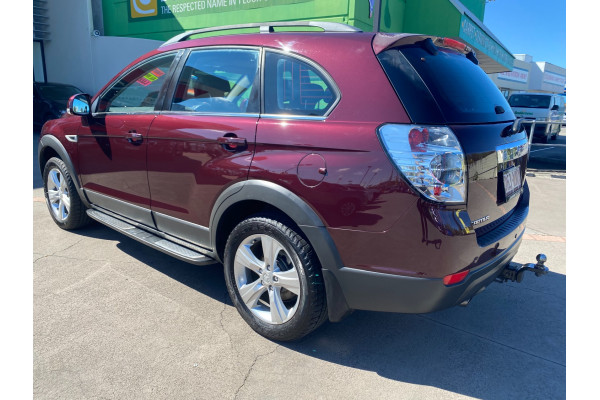 2012 Holden Captiva CG Series II 7 CX Suv Image 4