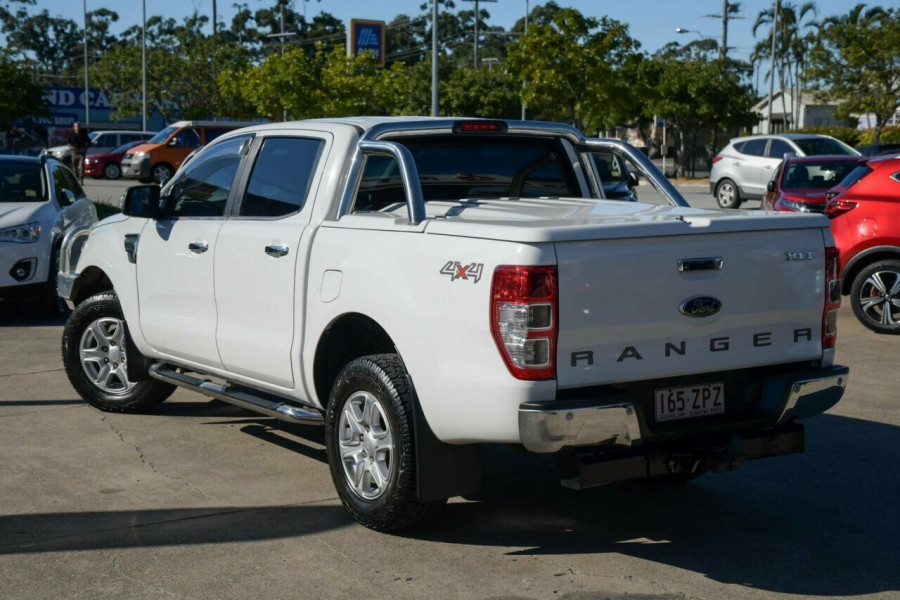 2012 Ford Ranger PX XLT Double Cab Utility