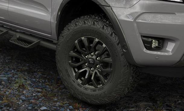 Ranger FX4 MAX BFGoodrich All-Terrain Tyres with 17