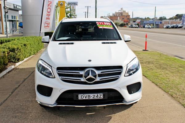 2018 MY08 Mercedes-Benz Mb Mclass W166 +058 GLE250 GLE250 d Wagon Image 3