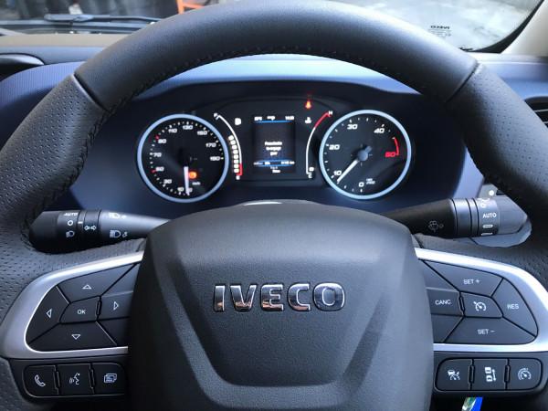 2021 Iveco 50c18ha8v Van