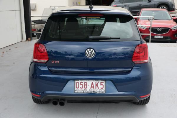 2013 MY13.5 Volkswagen Polo 6R MY13.5 GTI Hatchback