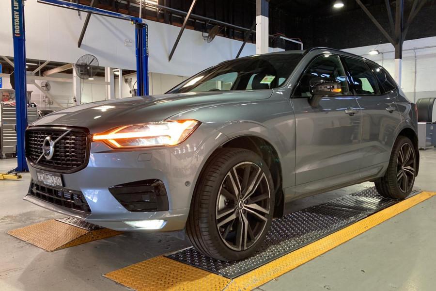 2021 Volvo XC60 T6 R-Design