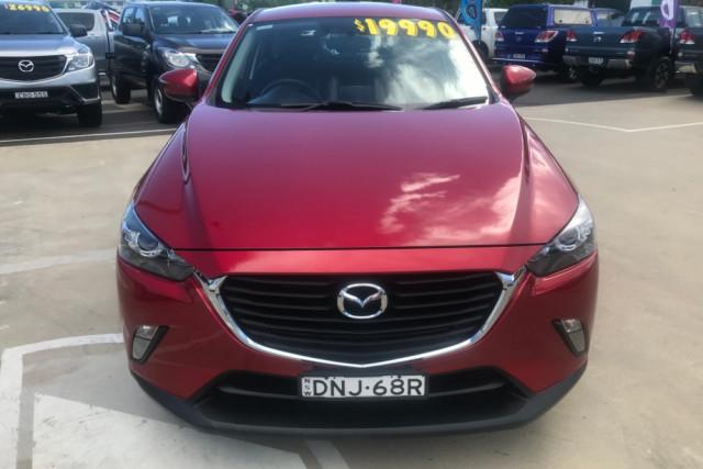 2017 Mazda CX-3 DK2W7A Maxx Suv Image 2
