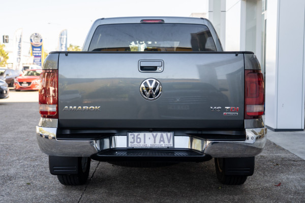 2017 MY17.5 Volkswagen Amarok 2H  TDI550 Sportline Utility Image 5