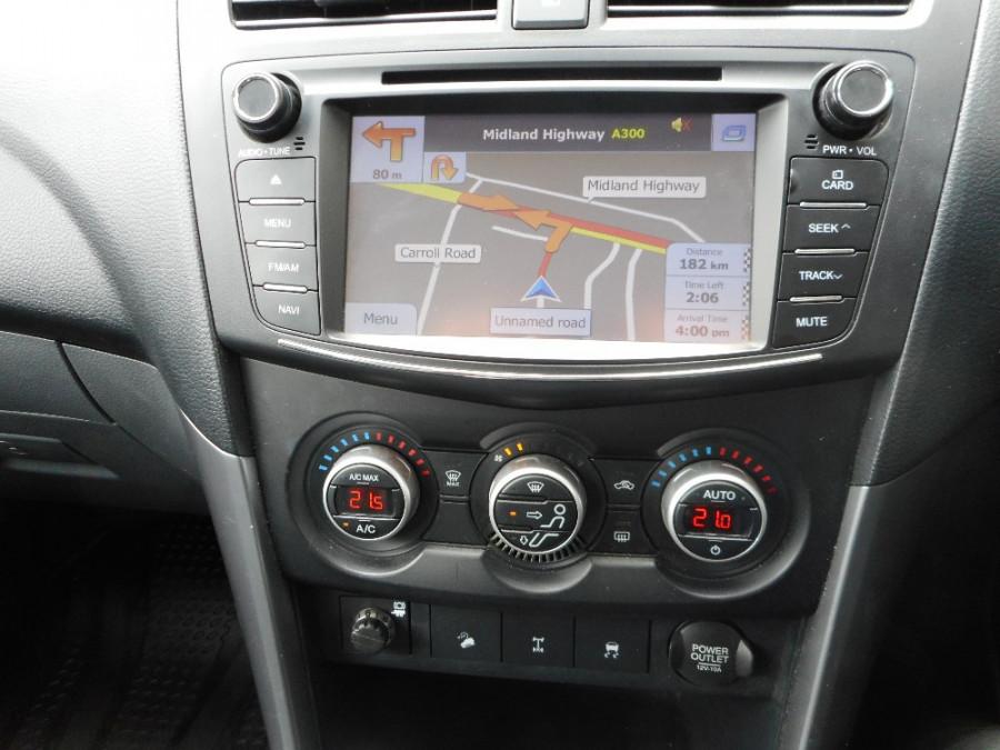 2016 Mazda BT-50 UR0YG1 GT Crew cab