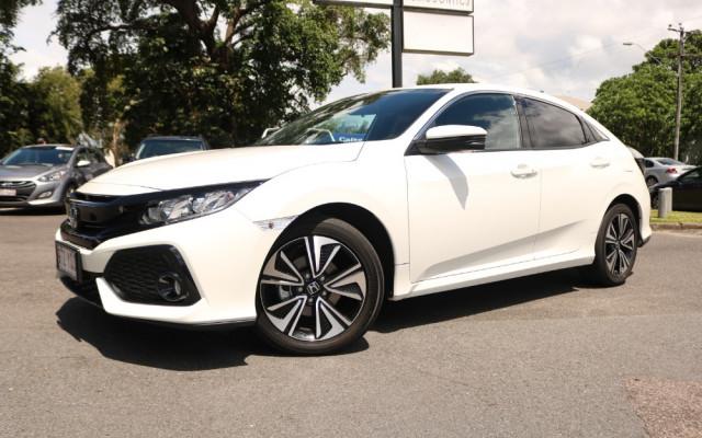 Honda Civic VTI-L 10TH GEN MY18
