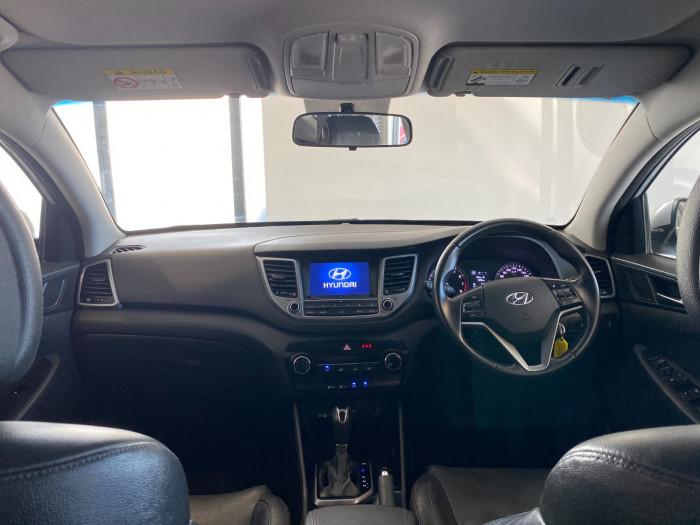 2015 Hyundai Tucson TL Active X Suv Image 18