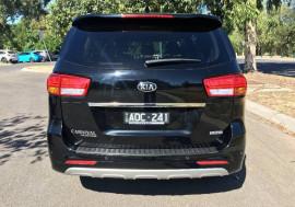 2017 Kia Carnival YP MY17 PLATINUM Wagon