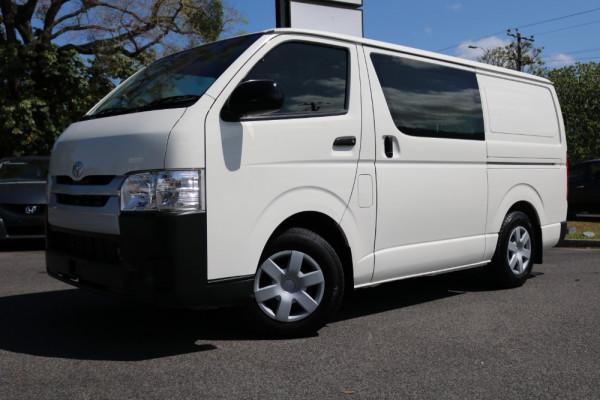 Toyota Hiace KDH201R KDH201R