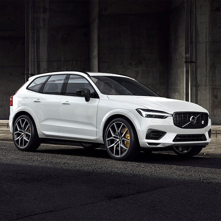 XC60 Powerful performance