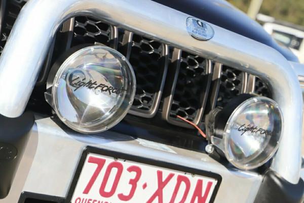 2016 Jeep Grand Cherokee WK MY16 75th Anniversary Suv Image 4