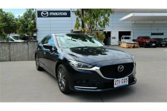 2021 MY20 Mazda 6 GL Series Touring Sedan Sedan Image 2