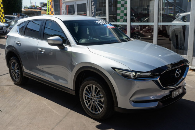 2017 Mazda CX-5 KF4WLA Touring Suv Image 5