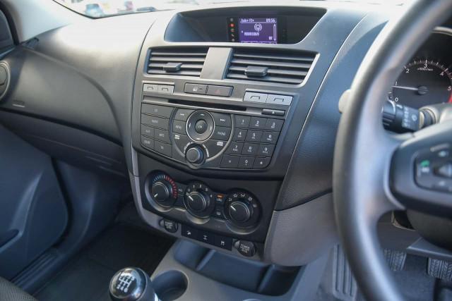 2015 Mazda BT-50 UR XT Cab chassis Image 16