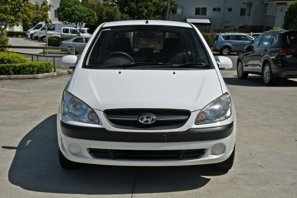 2010 MY09 Hyundai Getz TB MY09 S Hatchback Image 2