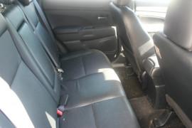 2011 Mitsubishi ASX XA MY12 PLATINUM 2WD Wagon