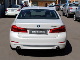 2017 BMW G30 G30 Luxury Luxury Line Sedan