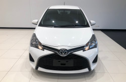 2016 Toyota Yaris NCP130R Ascent Hatchback Image 2