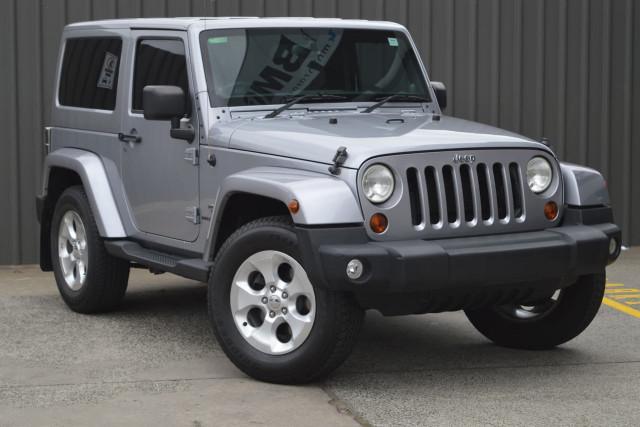 2014 Jeep Wrangler Overland