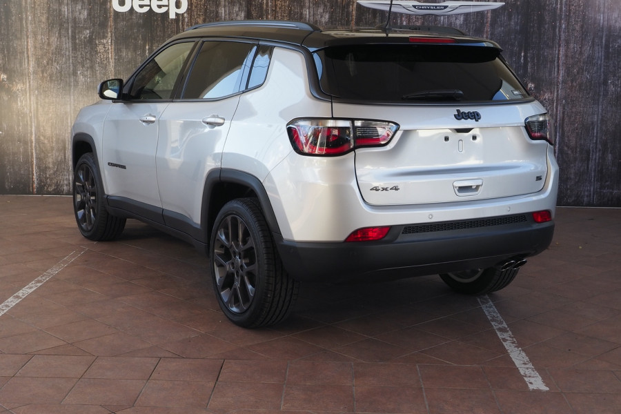 2020 Jeep Compass M6 S-Limited Suv Image 22