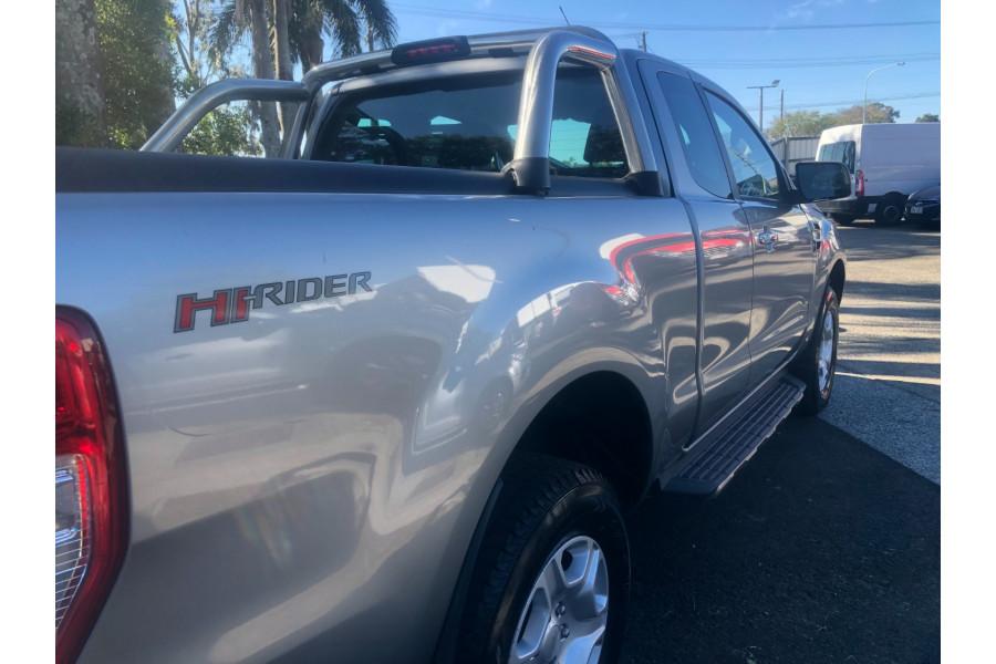 2015 Ford Ranger PX MkII XLT Hi-Rider Utility