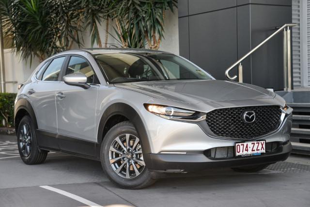 2020 Mazda CX-30 DM Series G20 Pure Wagon