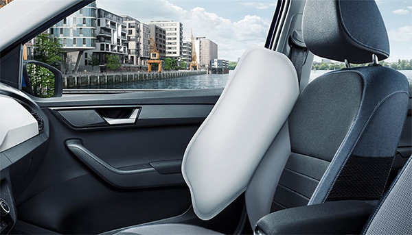 Fabia Safety without compromise