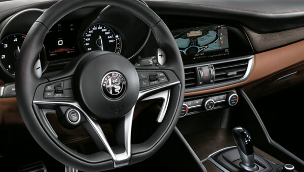 Giulia The forefront of technology