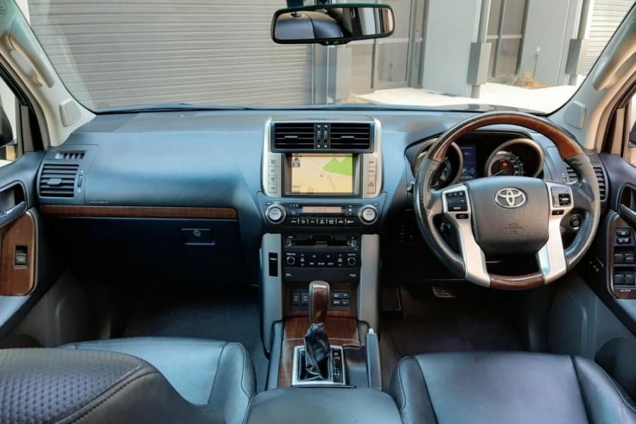 2009 Toyota Landcruiser Prado GR WAG Suv