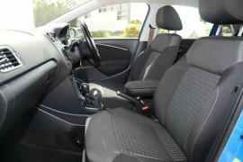 2014 MY15 Volkswagen Polo 6R MY15 81TSI DSG Comfortline Hatchback