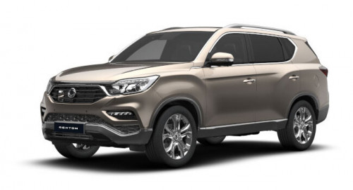 2019 MY18 SsangYong Rexton Y400 ELX Suv