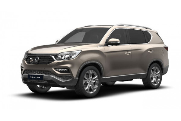 SsangYong Rexton ELX Y400