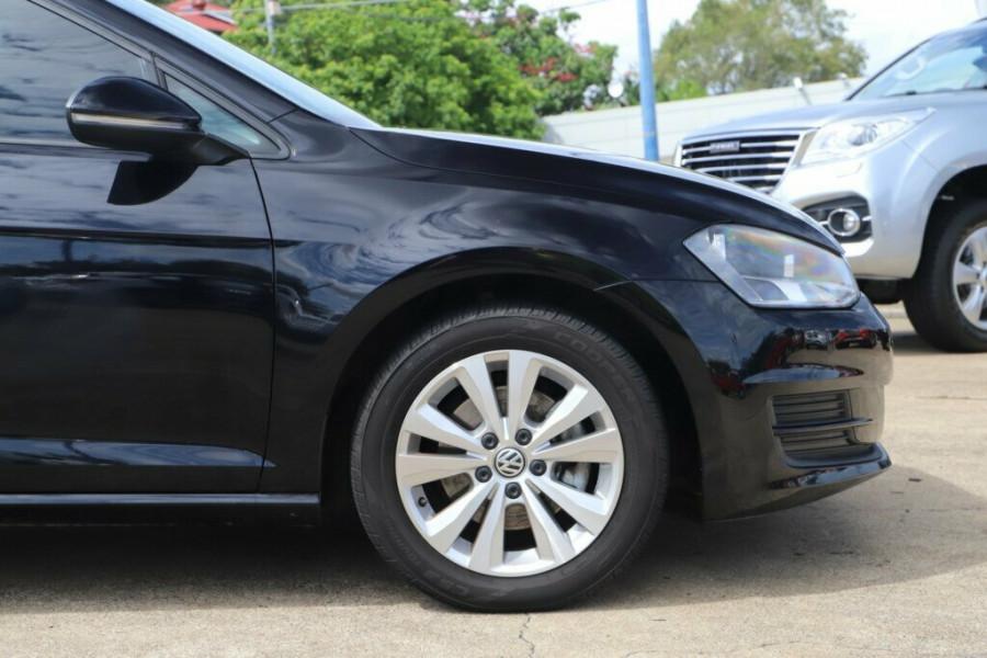 2014 Volkswagen Golf VII MY14 90TSI Comfortline Hatchback