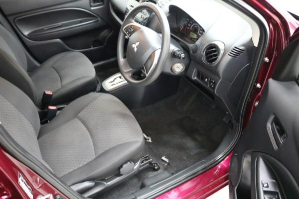 2017 MY18 Mitsubishi Mirage LA ES Hatchback Image 4